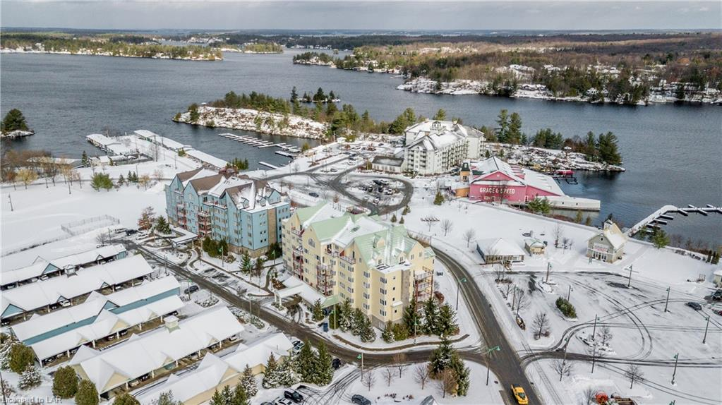 110 STEAMSHIP BAY Road Unit# 605, Gravenhurst, Ontario (ID 232628)