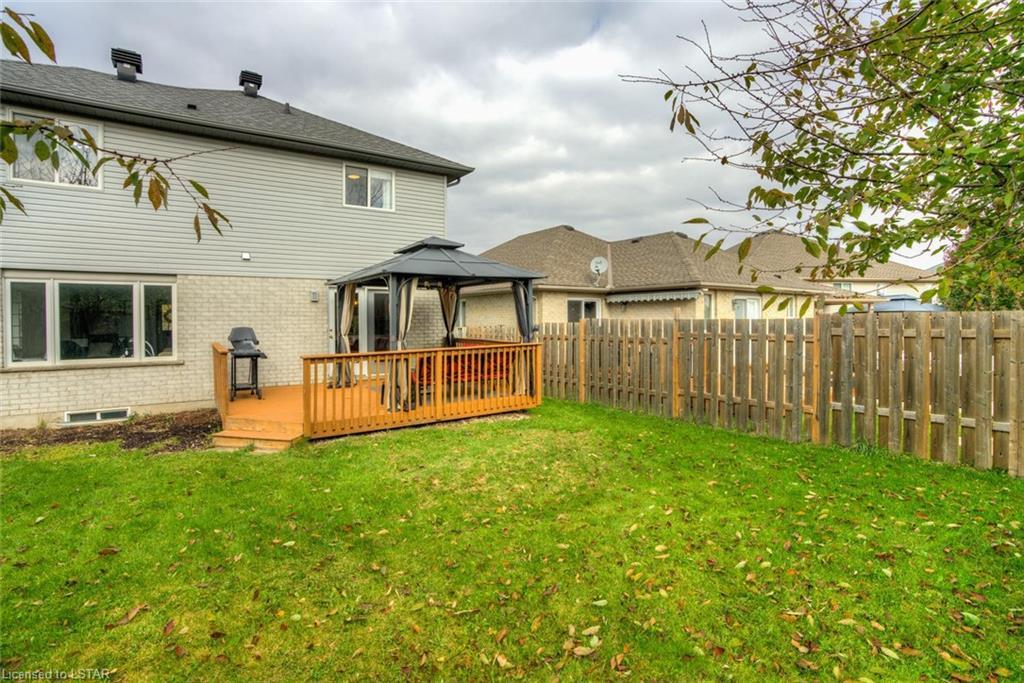 28 RIVERBANK Drive, St. Thomas, Ontario (ID 230470)
