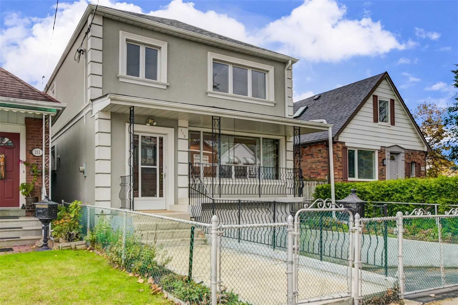 113 Eileen Ave, Toronto, Ontario (ID W4970857)