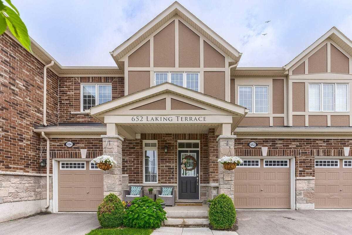 652 Laking Terr, Milton, Ontario (ID W5268010)
