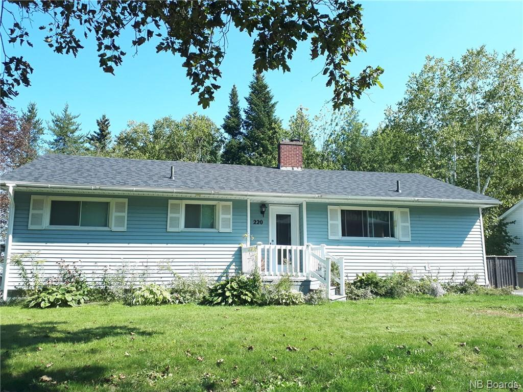 220 Woodbridge Street, Fredericton, New Brunswick (ID NB049200)