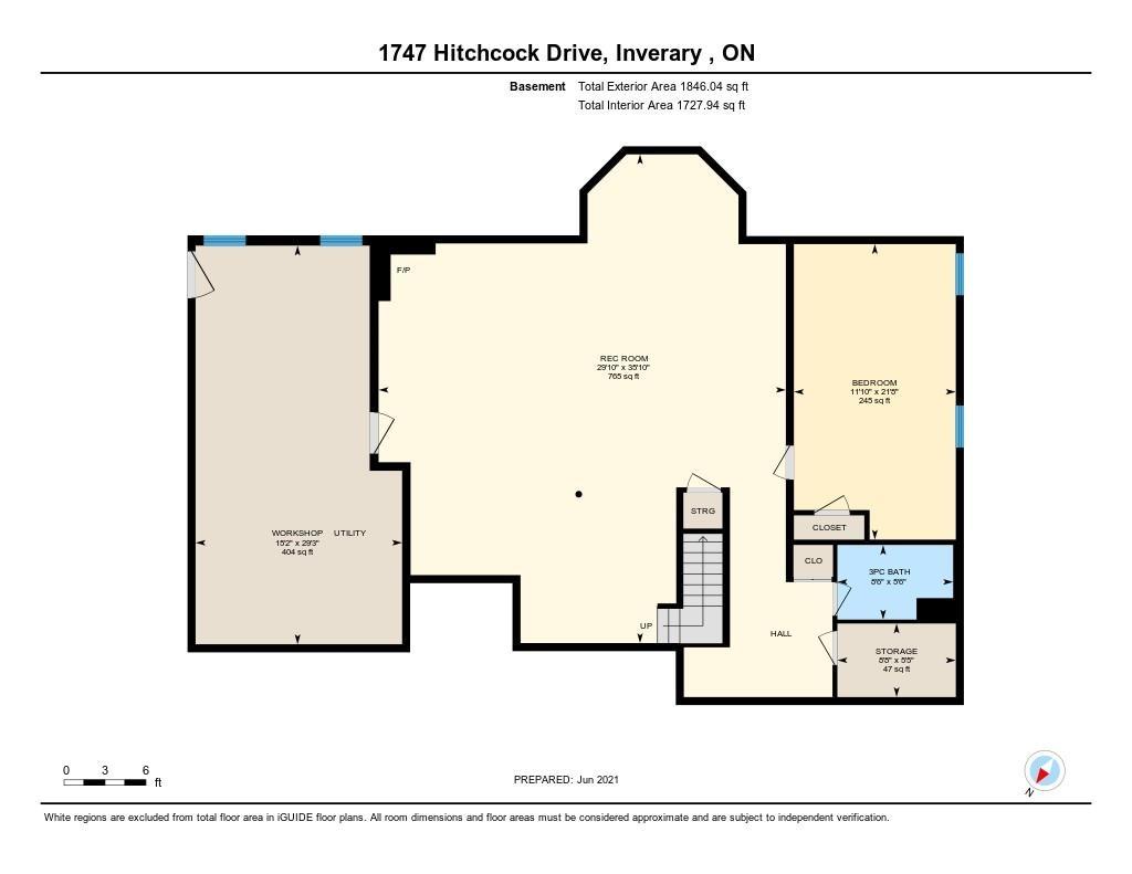 1747 Hitchcock Drive, Inverary, Ontario (ID K21003859)