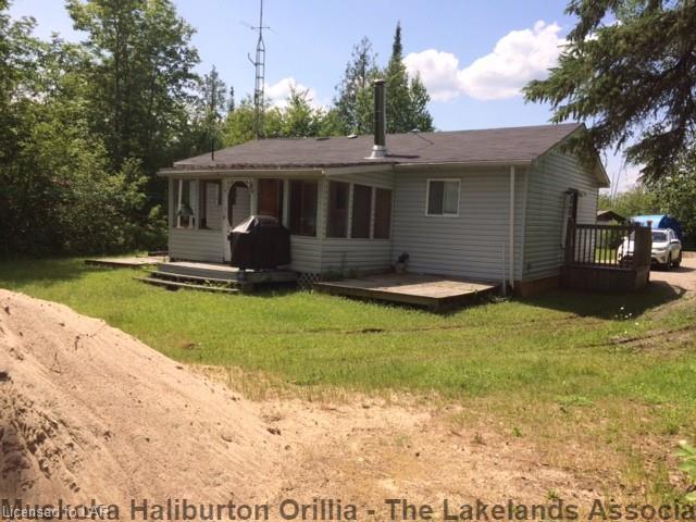 543 SPRING HILL Road W, Burk's Falls, Ontario (ID 124817)