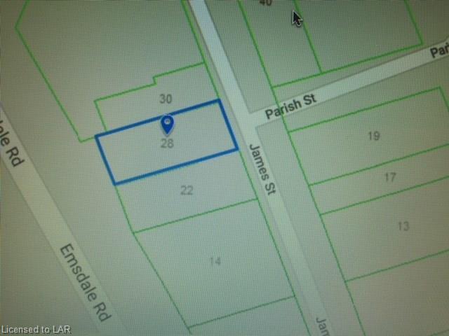 28 JAMES Street, Emsdale, Ontario (ID 174177)