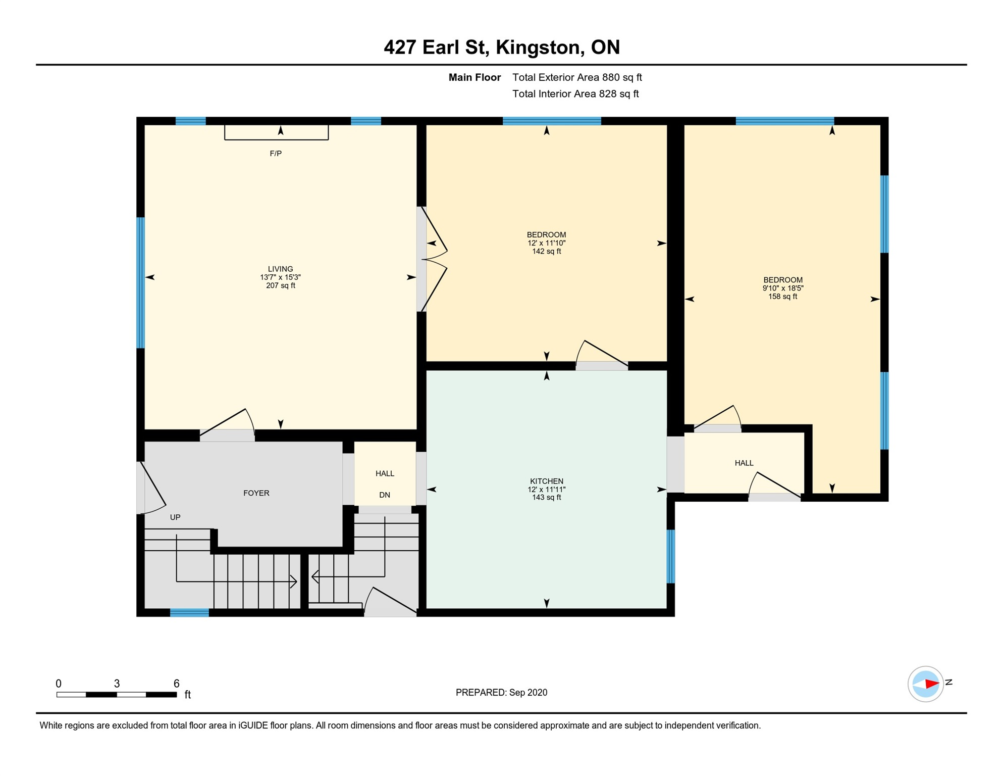 427 Earl Street, Kingston, Ontario (ID K20005317)