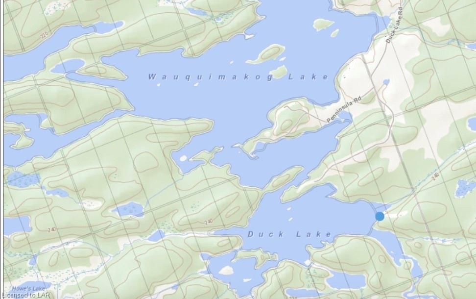 LOT B BLUNDELL ROAD Lane, Port Loring, Ontario (ID 40011458)