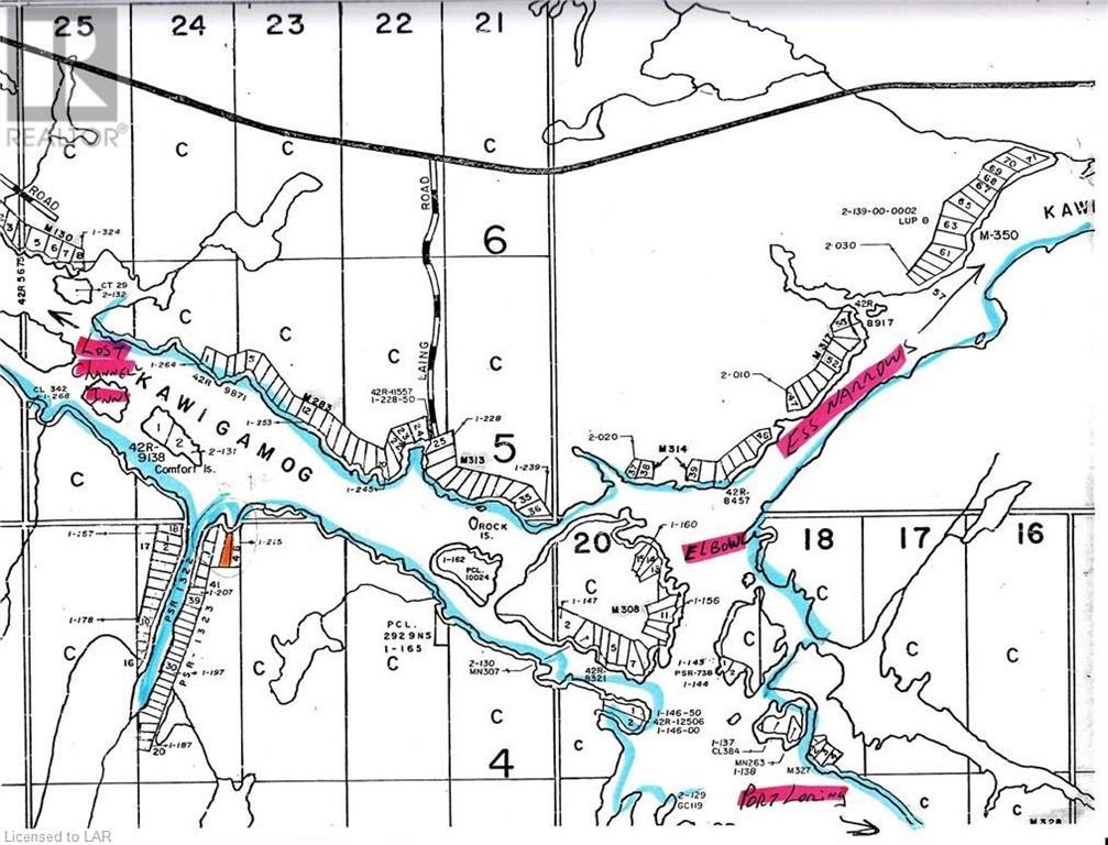 460 KAWIGAMOG Lake, Port Loring, Ontario (ID 40108595)