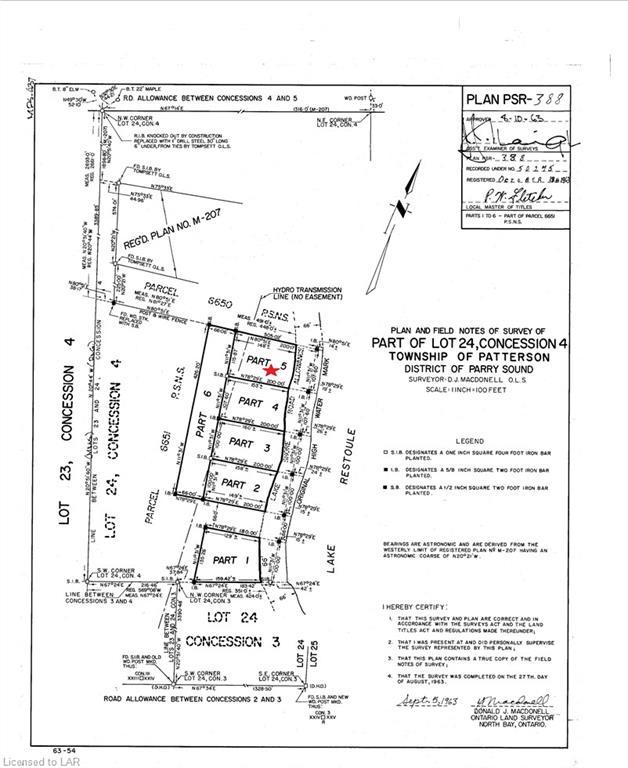 17 RIVERVIEW Lane, Restoule, Ontario (ID 40106794)