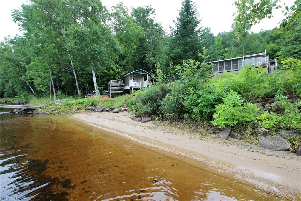 735 LIMBERLOST POINT Road, Restoule, Ontario (ID 40153004)