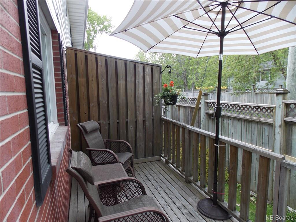60 Colwell Drive Unit# 5, Fredericton, New Brunswick (ID NB038778)