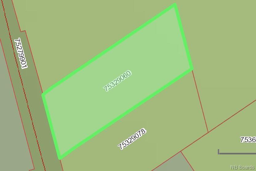 Lot Route 620, Cardigan, New Brunswick (ID NB060491)