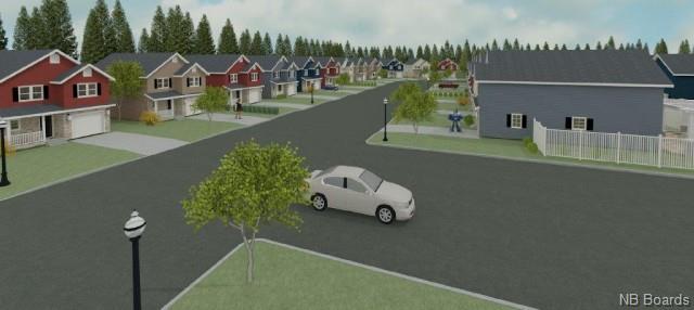 LOT 12-240 Bramble Way, Fredericton, New Brunswick (ID NB030599)