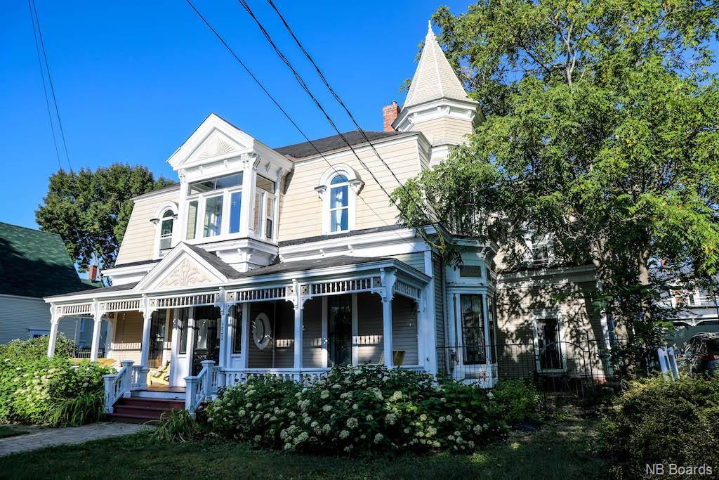 221 Church Street, Fredericton, New Brunswick (ID NB033104)