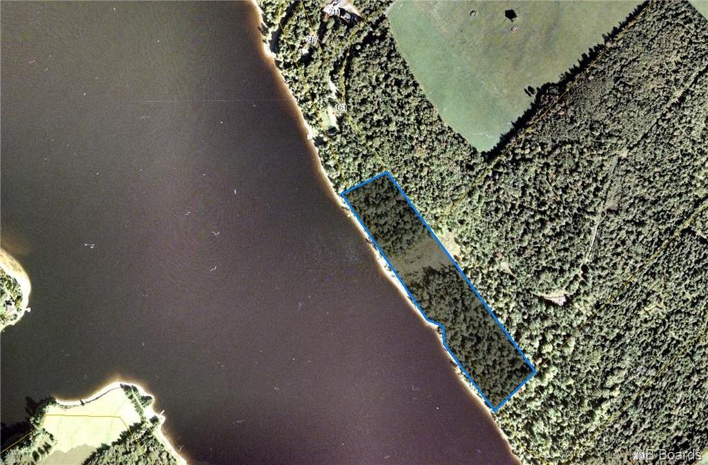 - Waterfront Land Mactaquac Headpond, Keswick Ridge, New Brunswick (ID NB048741)