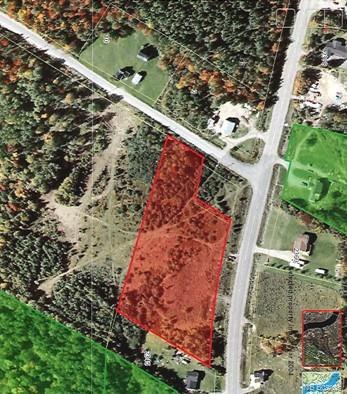 Lot 17-1 Route 104, Greenhill, New Brunswick (ID NB042527)