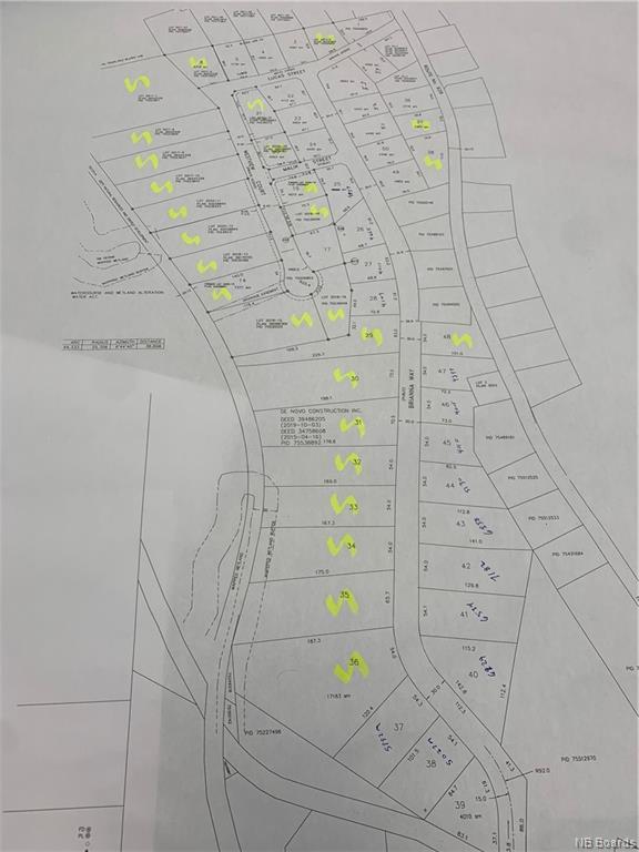 Lot 52 Brianna Way, Penniac, New Brunswick (ID NB054851)