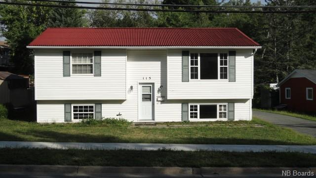 115 Canada Street, Fredericton, New Brunswick (ID NB049079)