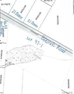Lot 97-1 Boone Road, Tracy, New Brunswick (ID NB059430)