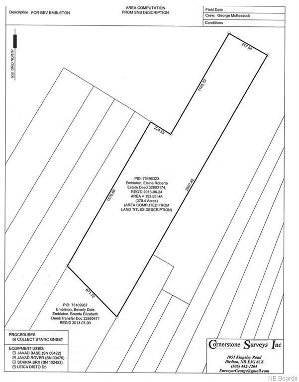 LOT 1-2021 Bear Island, Bear Island, New Brunswick (ID NB054250)