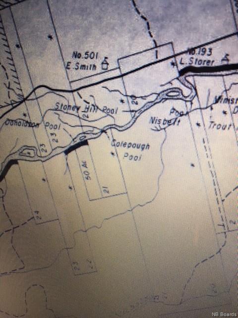 LOT Route 108, Renous, New Brunswick (ID NB052088)