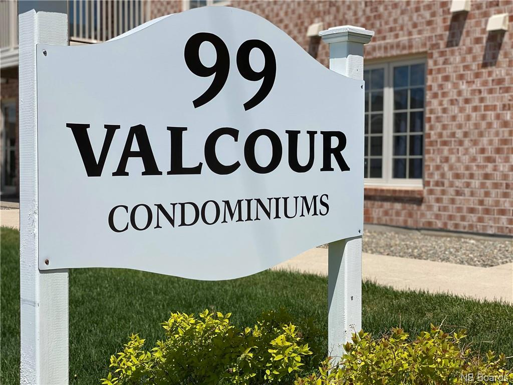 99 Valcour Drive Unit# 104, Fredericton, New Brunswick (ID NB043839)