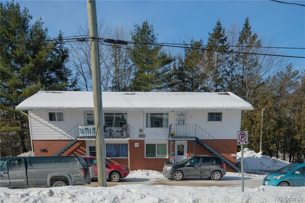 31, 33, 35 Young Street, Fredericton, New Brunswick (ID NB054154)