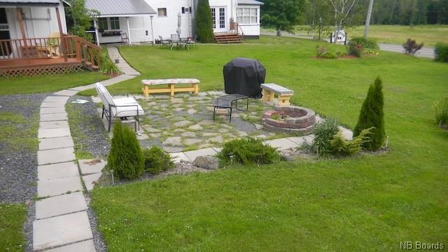 9493 8 Route, Blissfield, New Brunswick (ID NB038853)