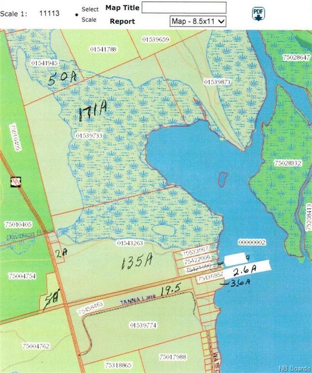 408 540 Route, Maxwell, New Brunswick (ID NB051868)