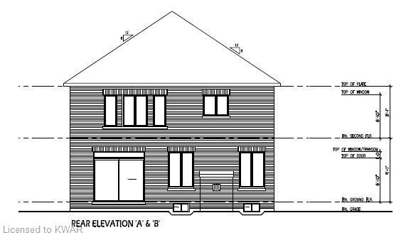 95 EAST Street Unit# Lot 64, Cambridge, Ontario (ID 40166015)