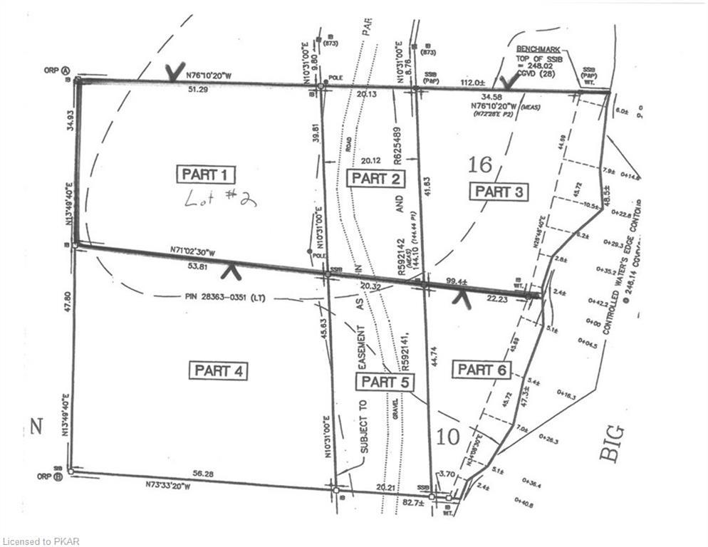 00 FIRE ROUTE 89 (LOT 2) ., Buckhorn, Ontario (ID 219799)