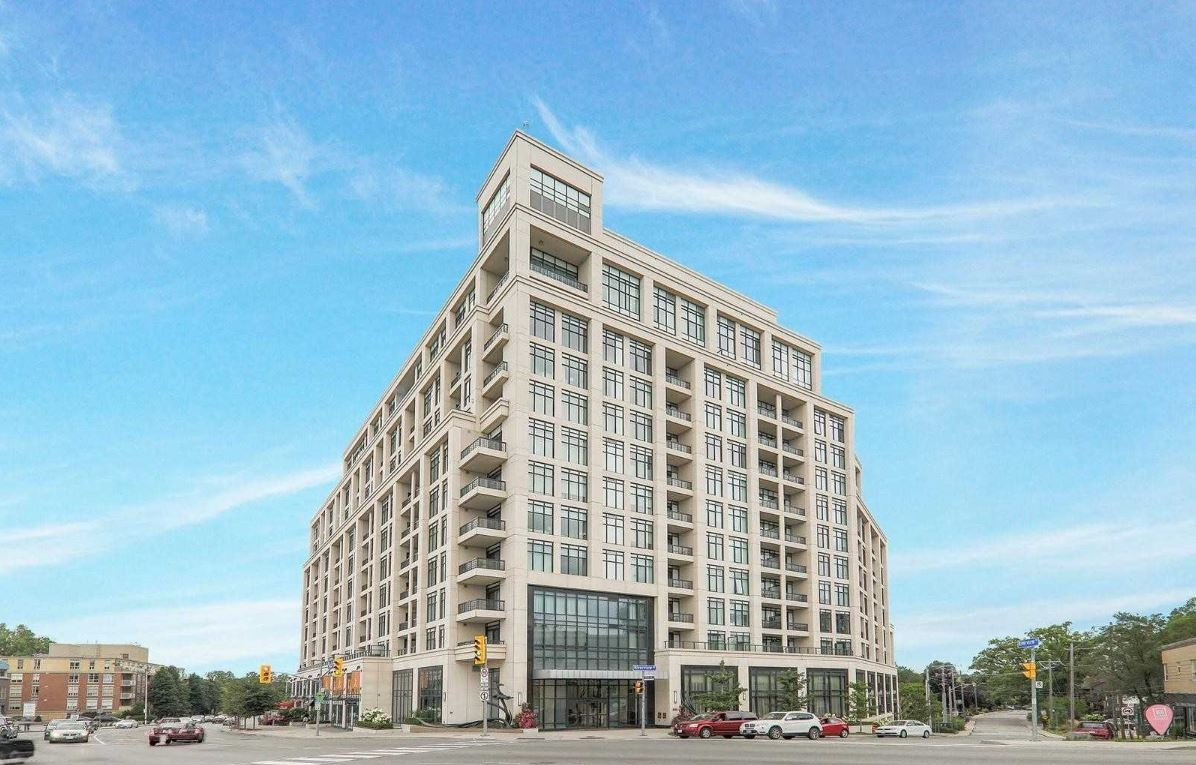 1 Old Mill Drive #516, Toronto, Ontario (ID W4749953)