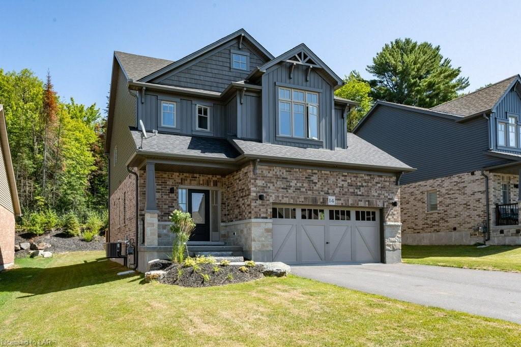 14 BRAESIDE Crescent, Huntsville, Ontario (ID 242750)