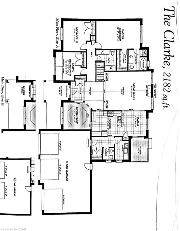 15 CHARLES TILLEY Crescent, Newtonville, Ontario (ID 256633)
