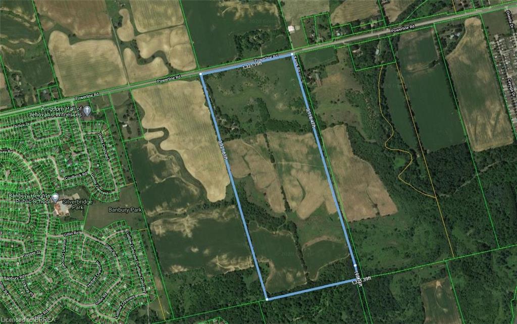 194 POWERLINE Road, Brantford, Ontario (ID 40015483)