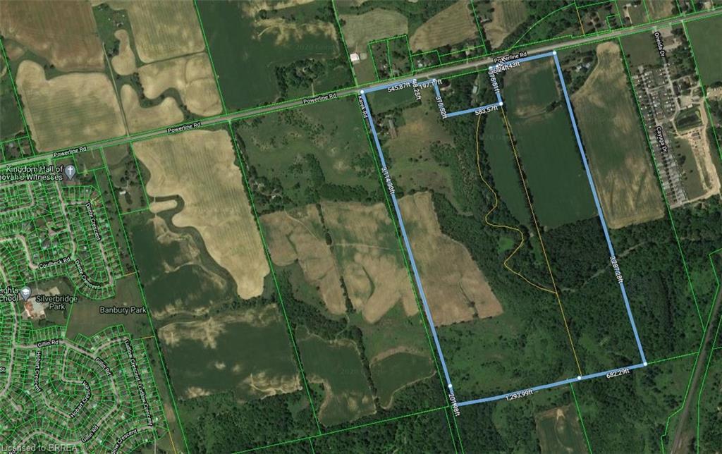 170 POWERLINE Road, Brantford, Ontario (ID 40015501)