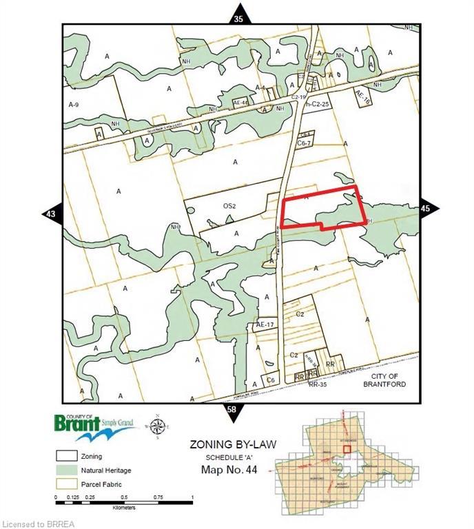 506 KING GEORGE Road, Brantford, Ontario (ID 40065827)