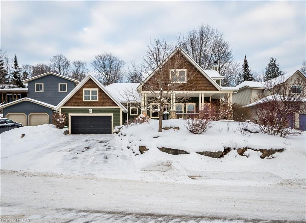 20 MORGAN HEIGHTS Drive, Huntsville, Ontario (ID 237862)