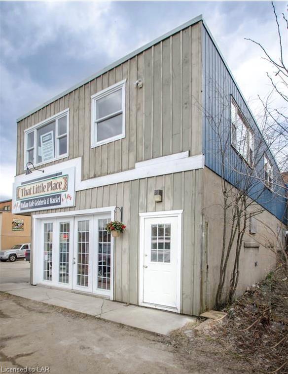 72 MAIN Street E, Huntsville, Ontario (ID 242159)