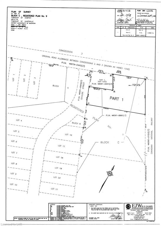 55 GOULDIE Street, Huntsville, Ontario (ID 241650)