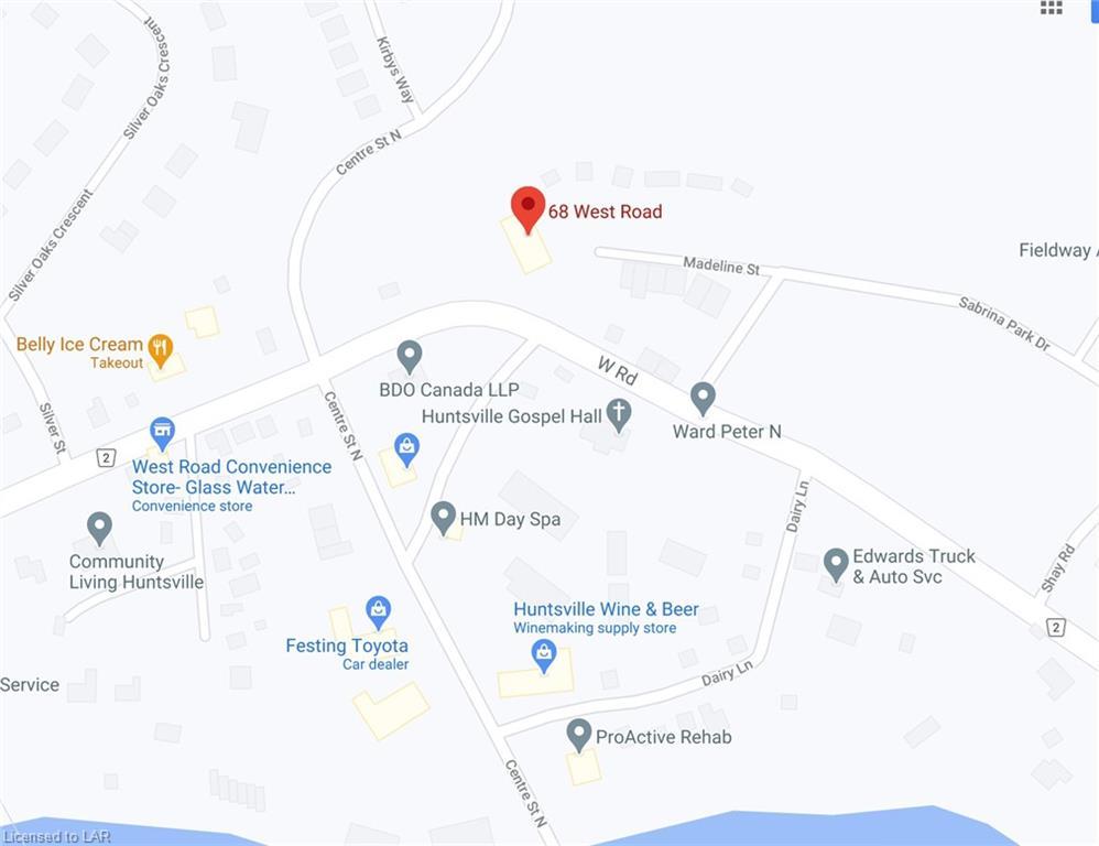 68 WEST Road Unit# 7, Huntsville, Ontario (ID 40017634)