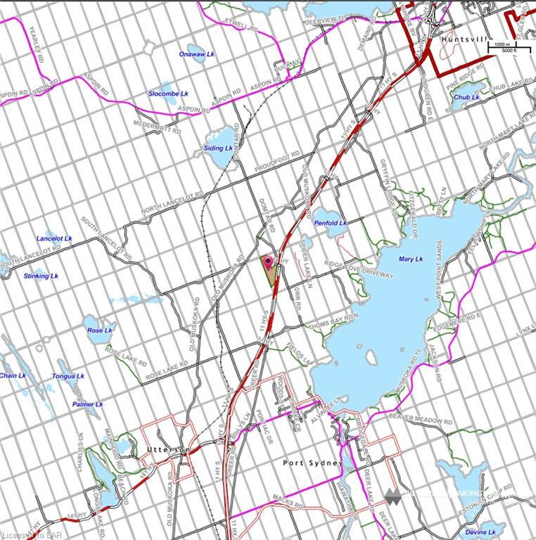 22 ALLENSVILLE Road, Utterson, Ontario (ID 40043725)