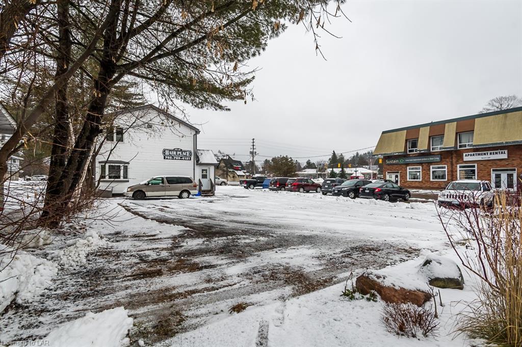 7 CHAFFEY Street, Huntsville, Ontario (ID 40053056)