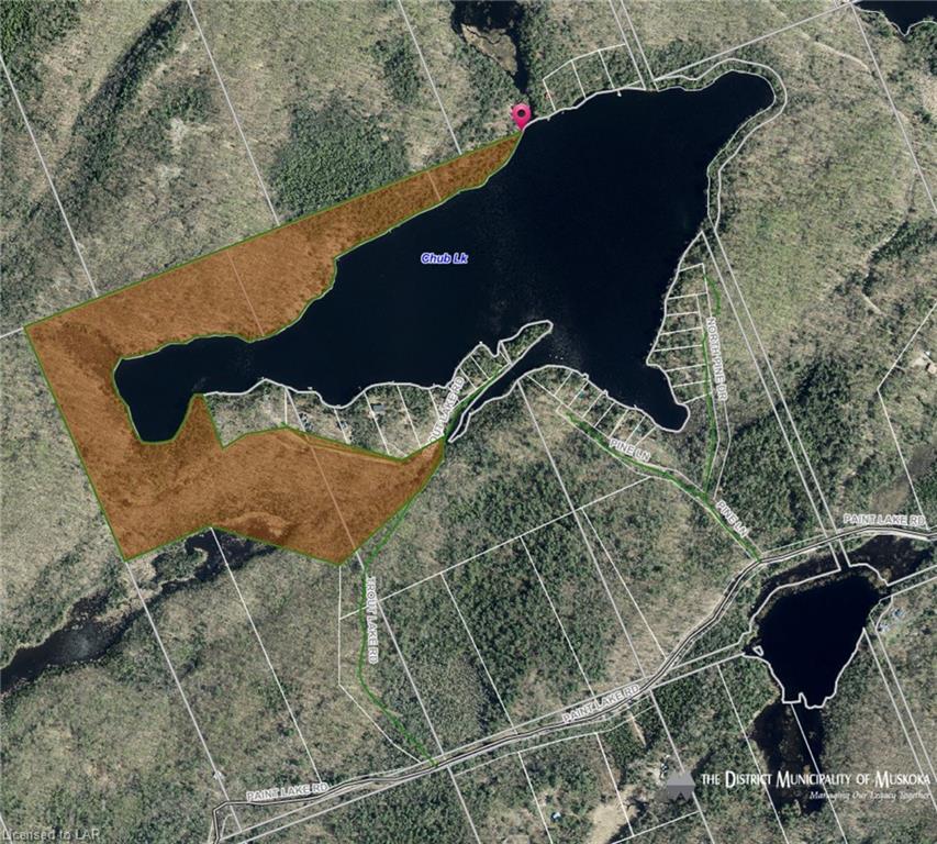 TROUT LAKE Road, Lake Of Bays, Ontario (ID 40102937)
