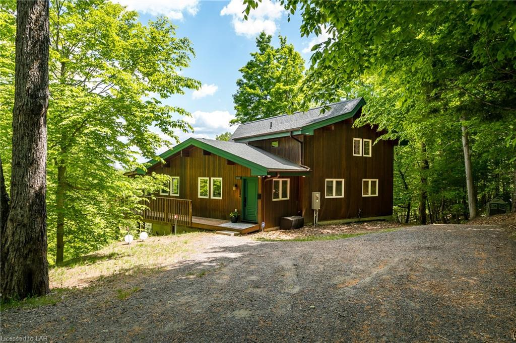 1033 POINT IDEAL Road, Dwight, Ontario (ID 40122438)