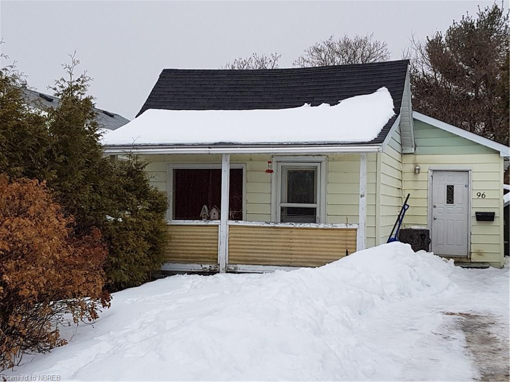 96 GLADSTONE Avenue, North Bay, Ontario (ID 110980)