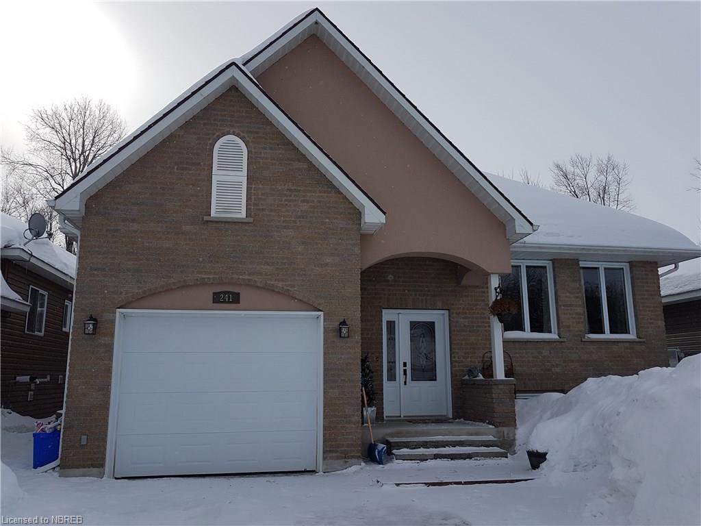 241 THELMA Avenue, North Bay, Ontario (ID 179622)