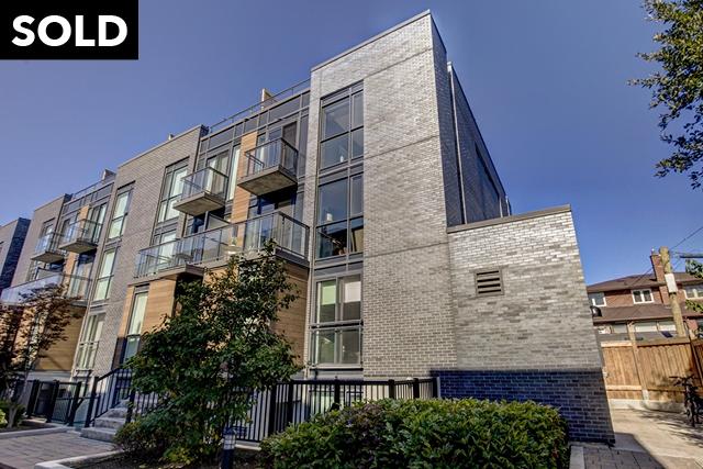 5 Sousa Mendes St TH 503, Toronto, Ontario (ID W4602380)