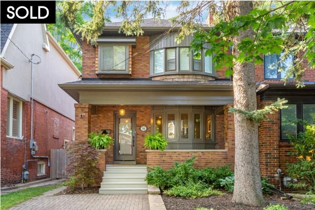 70 Raymond Avenue, Toronto, Ontario (ID W4844804)