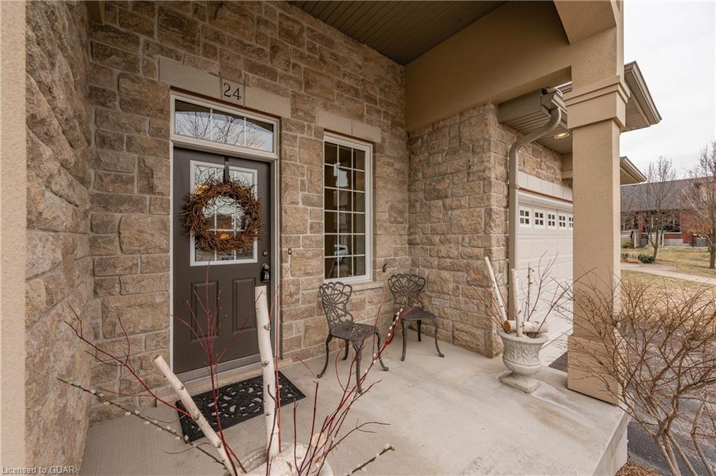 255 SUMMERFIELD Drive Unit# 24, Guelph, Ontario (ID 40082571) - image 4