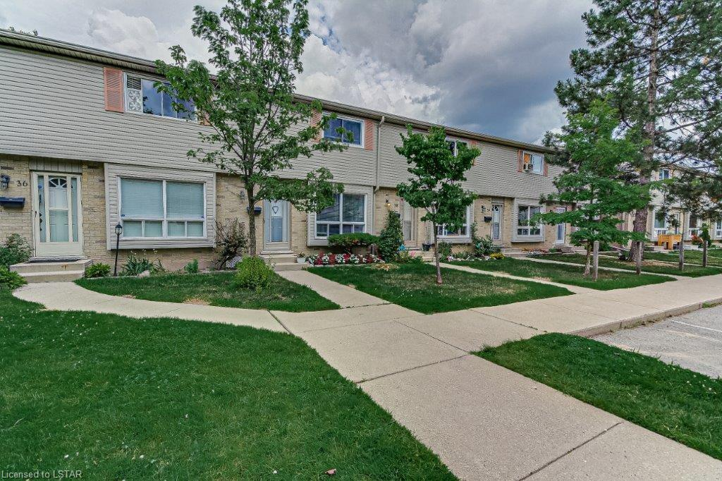 475 SANDRINGHAM Crescent Unit# 40, London, Ontario (ID 276661)